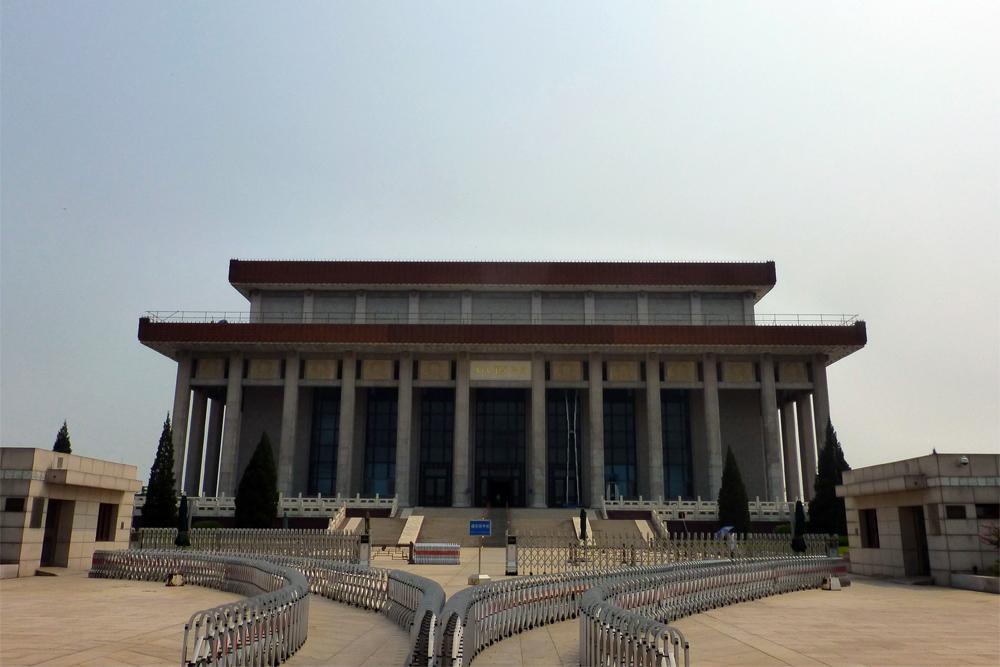 Mausoleum Mao Zedong