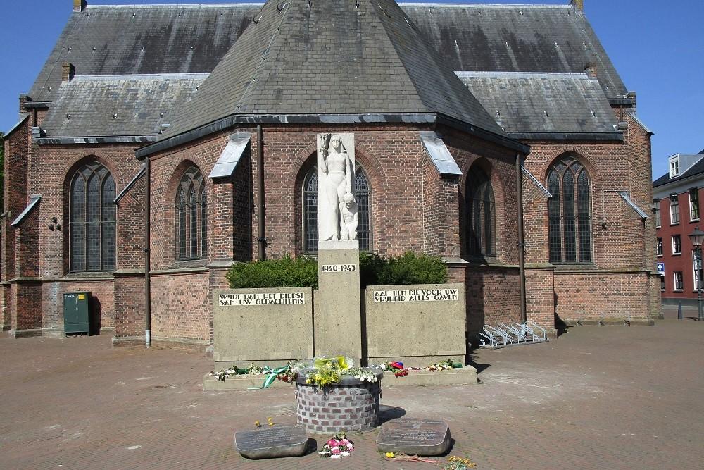 War Memorial IJsselmonde