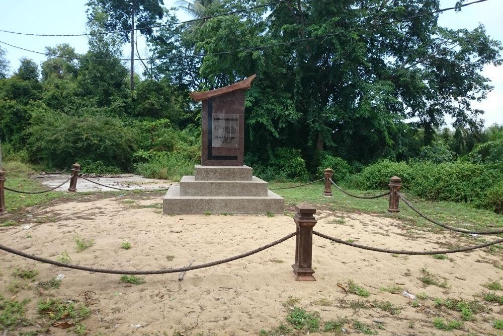 Memorial Invasion Beach Kota Bharu