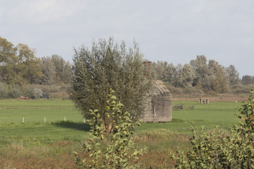 Nederhorst Den Berg Nederland.Groepsschuilplaats Type P Vreelandseweg Nederhorst Den