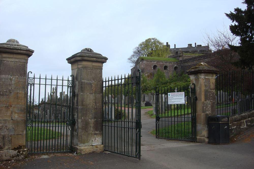Commonwealth War Graves Mars Wark Cemetery