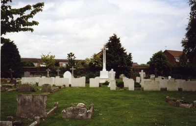 Oorlogsgraven van het Gemenebest Felixstowe New Cemetery