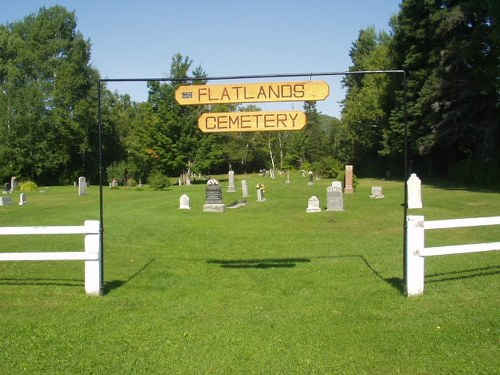 Commonwealth War Graves Flatlands Cemetery
