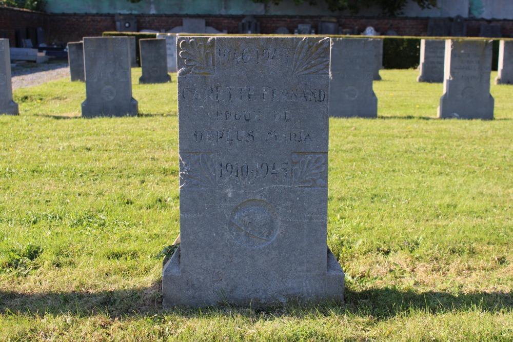 Belgian War Graves Froyennes