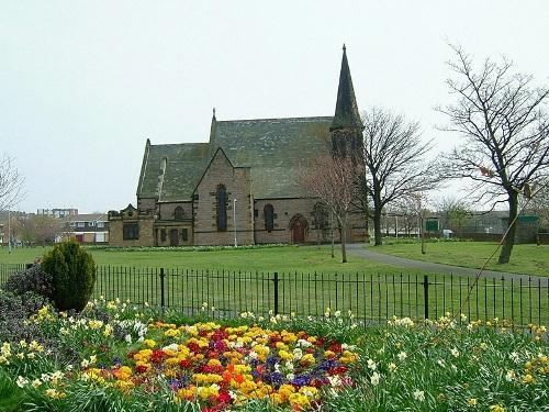 Oorlogsgraven van het Gemenebest St Stephen Churchyard