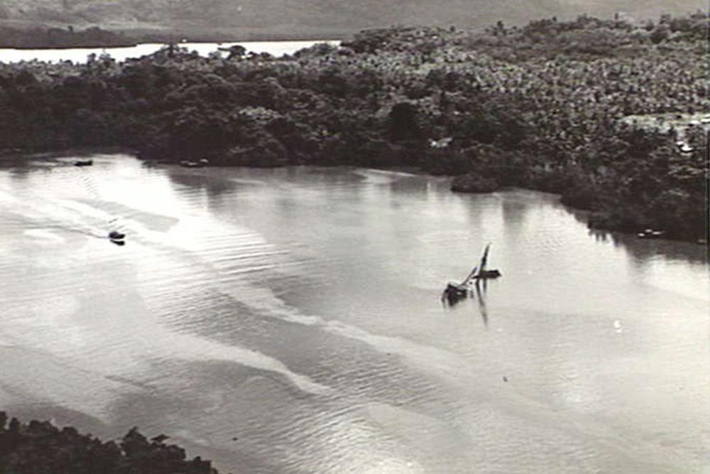 Shipwreck Ume Maru
