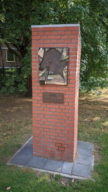 Plaquette Bombardement Tilburg