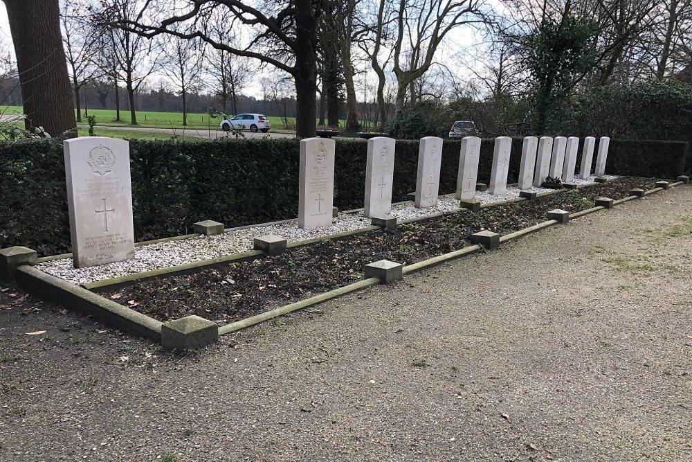 Oorlogsgraven van het Gemenebest Algemene Begraafplaats Ambt-Delden