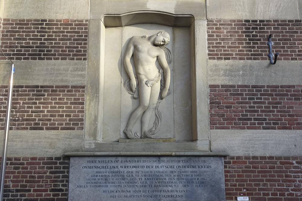 Monument Executies Grote Kerk Hoorn