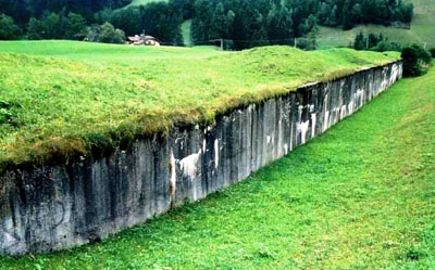Tank Barrier (Blockade Braies)