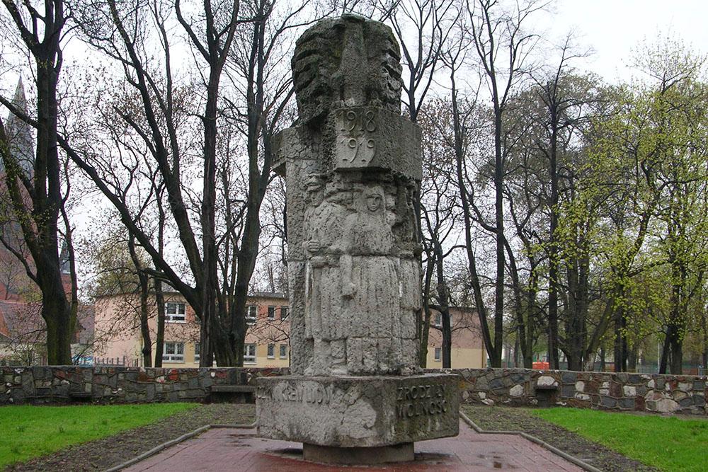 Wielkopolska Uprising Memorial Inowroclaw
