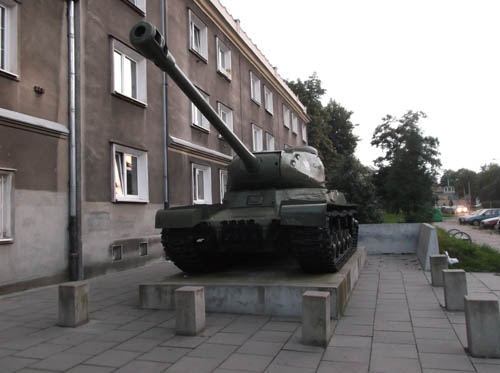 IS-2 Tank Krakau