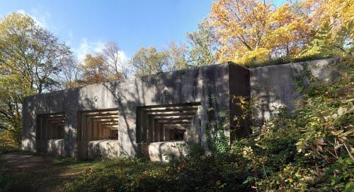 Fort Eben-Emael - Artilleriekazemat Vise 2
