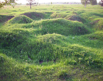Nationaal Monument Neva Bruggenhoofd