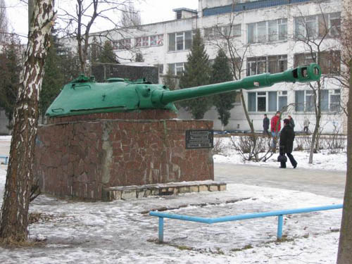IS-3 Geschutskoepel (T-10A) Kiev