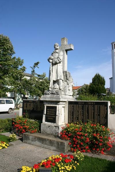 War Memorial Andau