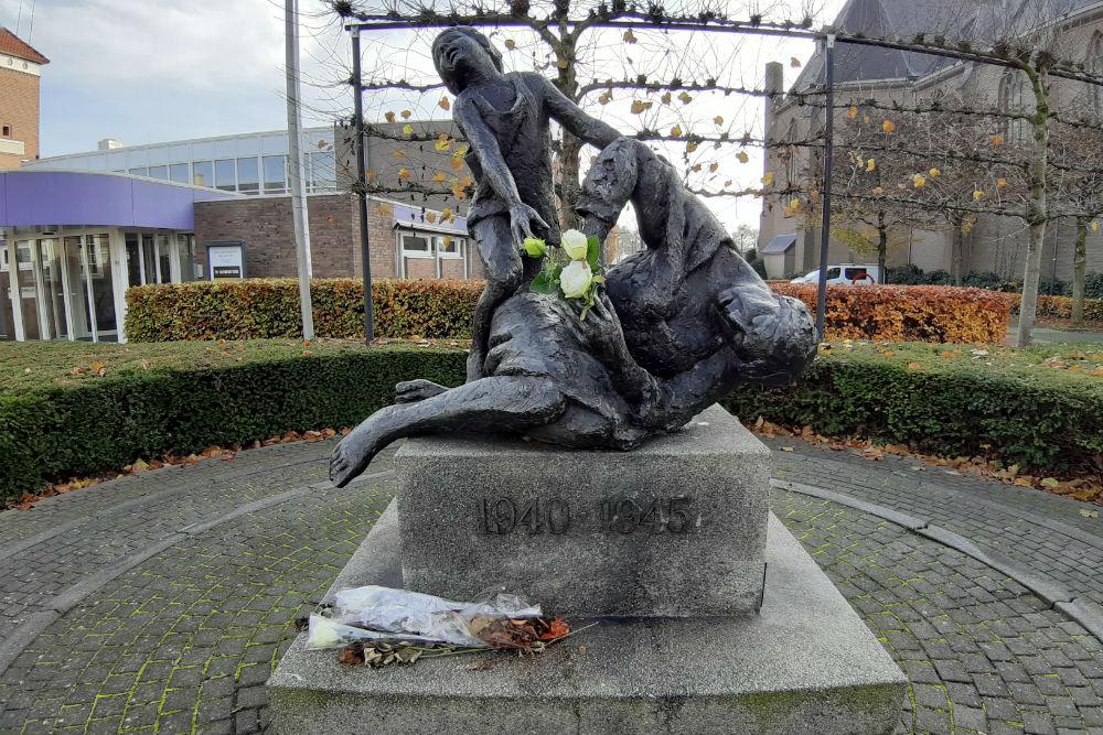 War memorial Rijsbergen
