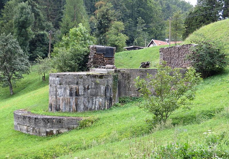 Italiaans Fort Zakriž