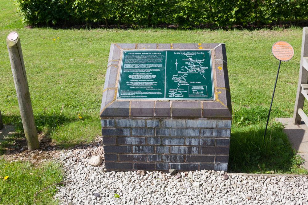Memorial Operation Market Garden