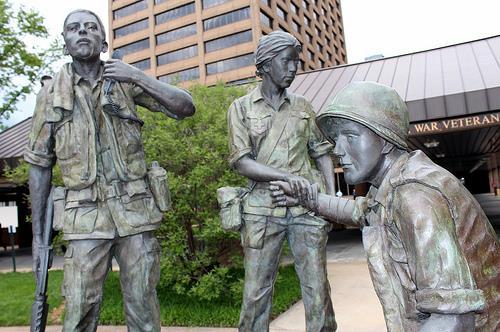 Georgia Oorlogsveteranen Gedenkplaats Atlanta