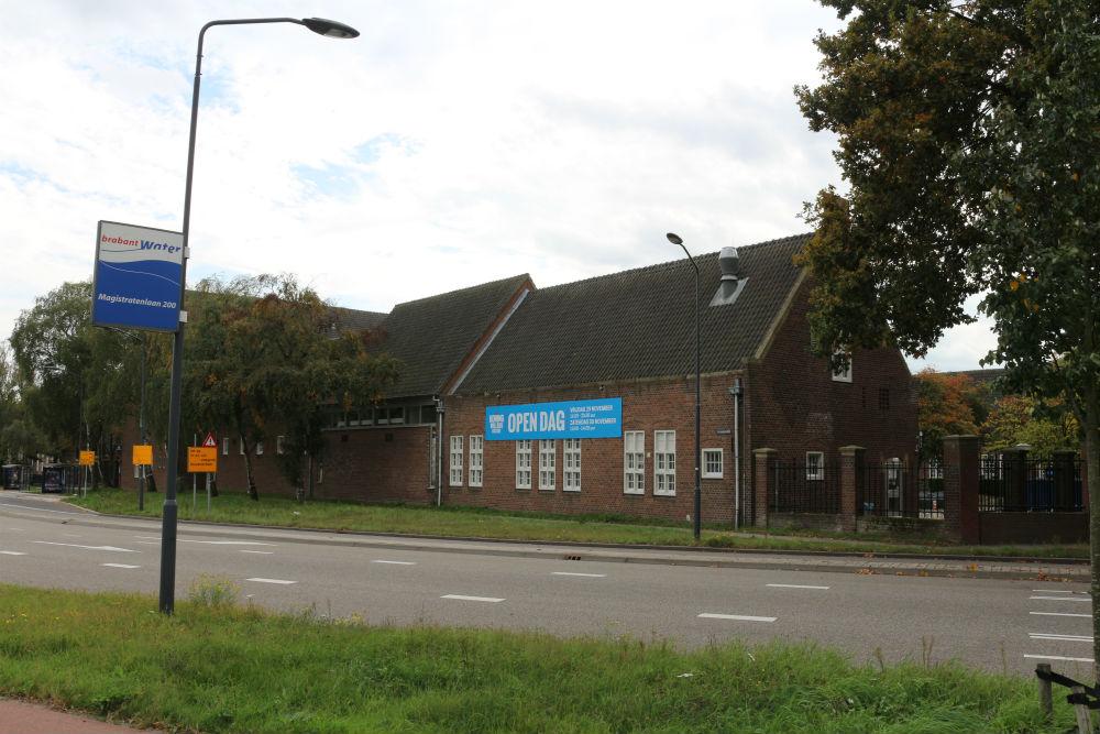 Former King Willem I Barracks & Plaque Sjef Trimbos Den Bosch