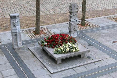 Monument Slachtoffers Stadhuis Heusden