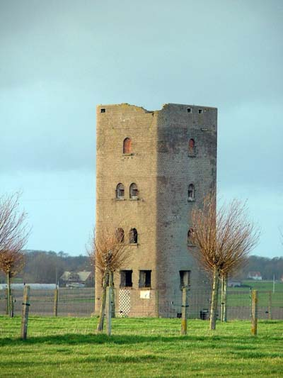 German Observation Tower Poperinge