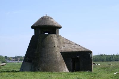 Duitse Observatietoren Fliegerhorst Hemiksem