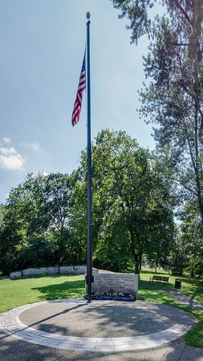 Monument Veteranen Cleveland Heights