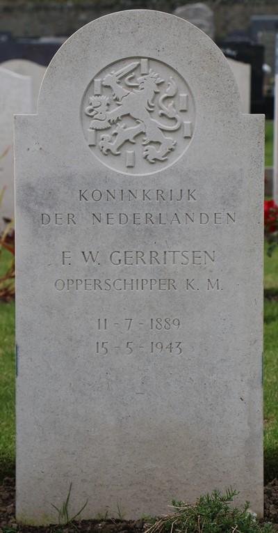 Nederlands Oorlogsgraf Maeshyfryd Burial Board Cemetery