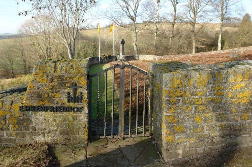 Duitse Oorlogsbegraafplaats Stadtkyll