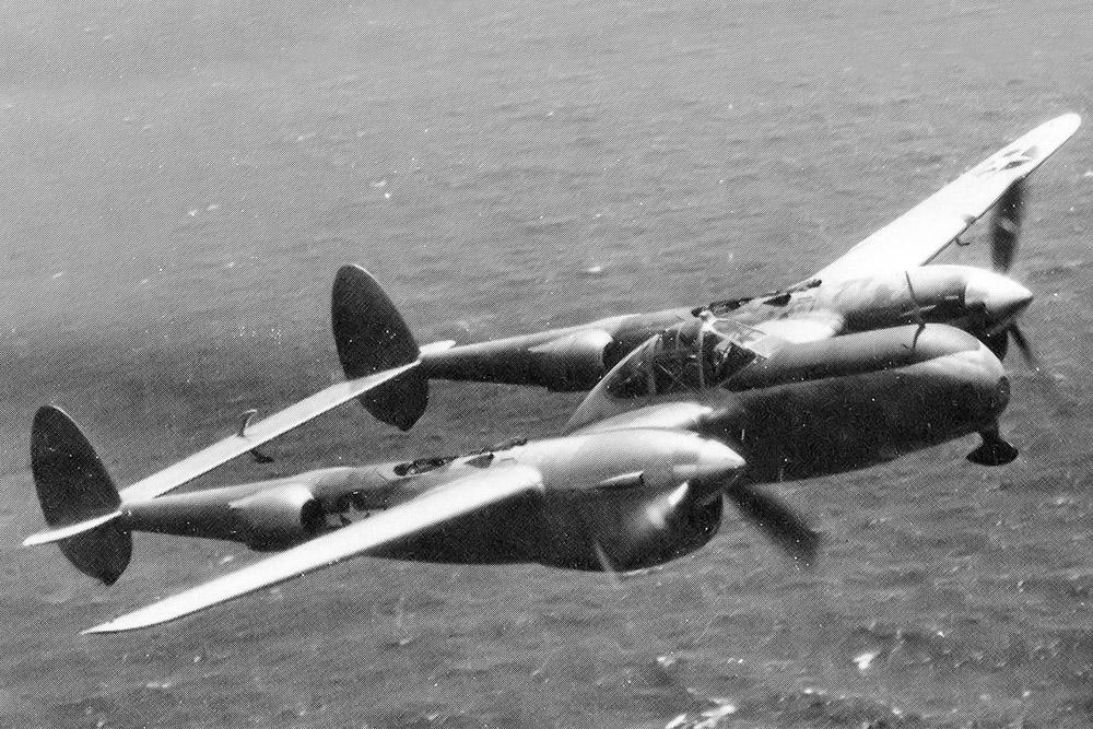 Crashlocatie & Restant F-5 Lightning Tail Number 17