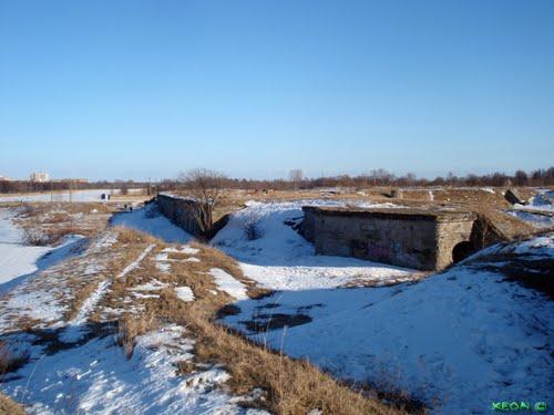 Festung Libau - Zuidfort
