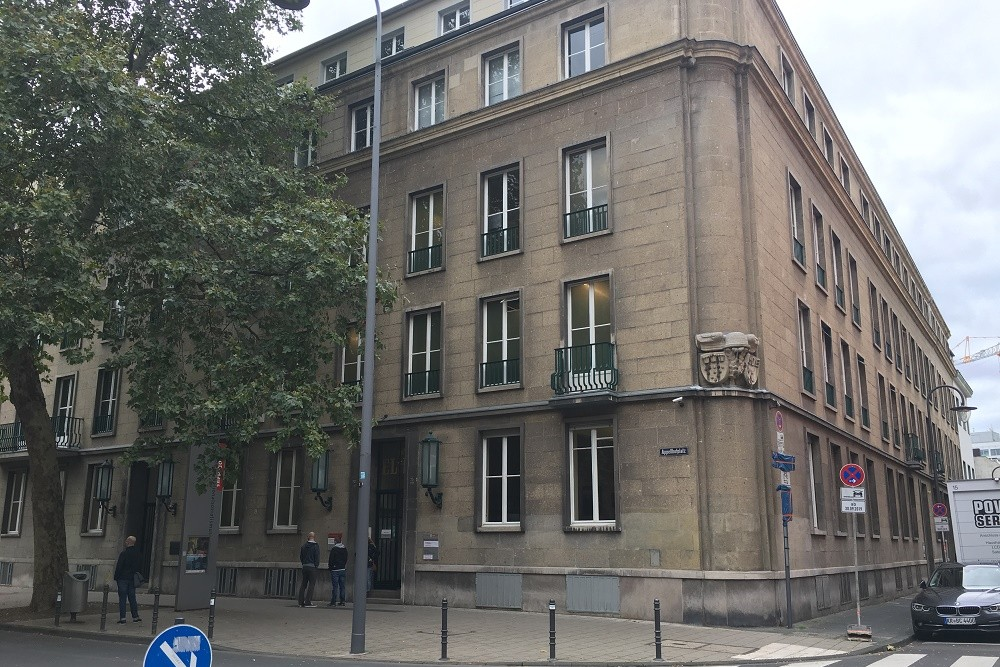 Former Gestapo Headquarters Cologne