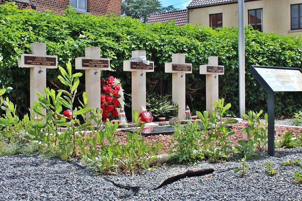 Poolse Oorlogsgraven Sint-Pieters-Rode