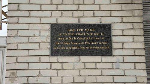 Memorial Headquarters 4e Division Cuirrasée