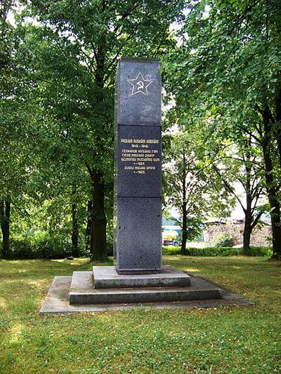Memorial Russian Soldiers