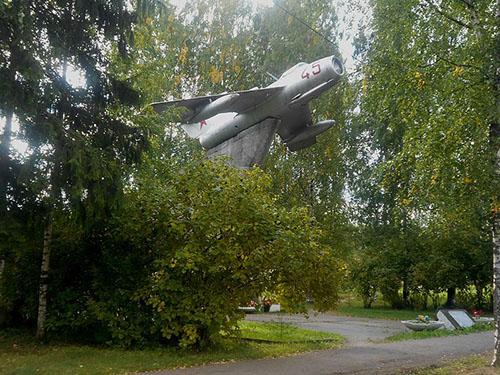 Air Men Memorial Siversky