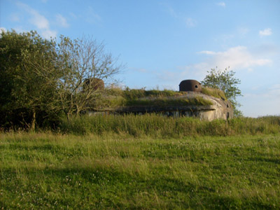 Maginot Line - Infantry Casemate Saint Antoine