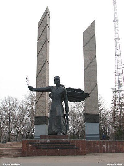 Bevrijdingsmonument Mariupol
