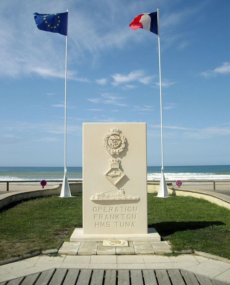 Monument Operatie Frankton