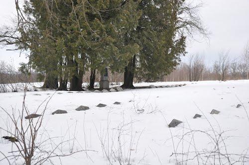 Russisch-Sovjet Oorlogsbegraafplaats Vatrane
