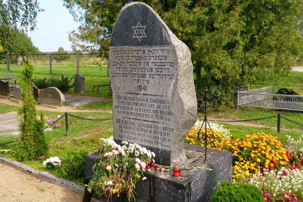 Joodse Begraafplaats Rezekne