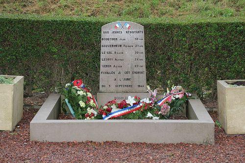 Monument Executie 3 September 1944