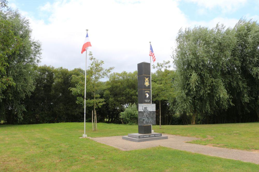 Robert G. Cole memorial