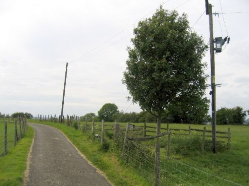 Herdenkingsboom Napton Hill