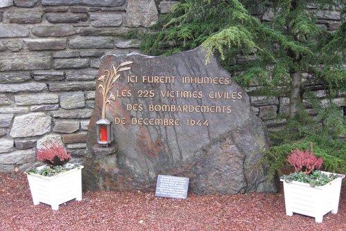 Monument Begraafplaats Malmedy