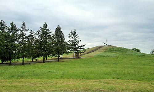 Height 118 (Liberation Memorial Krivoy Rog)