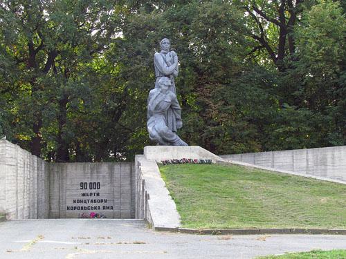 Monument Concentratiekamp Khorol