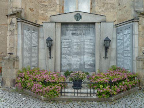 Oorlogsmonument Bad Leonfelden